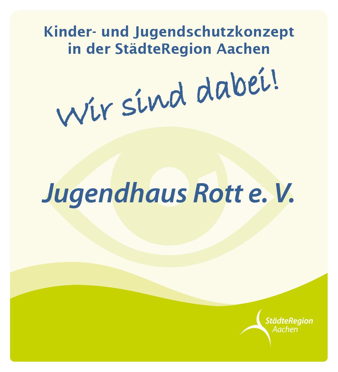 Zertifikat Jugendhaus Rott